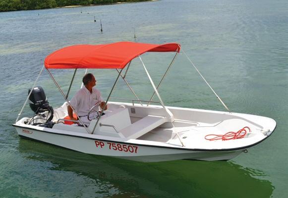 bateau 4m50